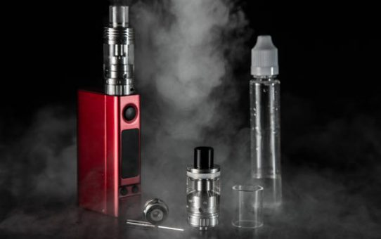 De e-sigaret kan een middel zijn om te stoppen met roken