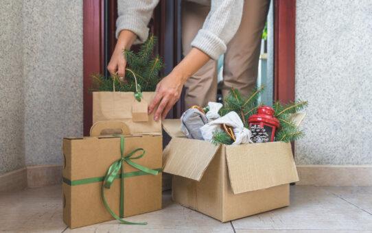 Nadenken over de kerstpakketten